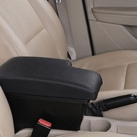 For KIA Rio 4 Rio X Line Armrest Box Central Store Content Box Car Styling Accessories