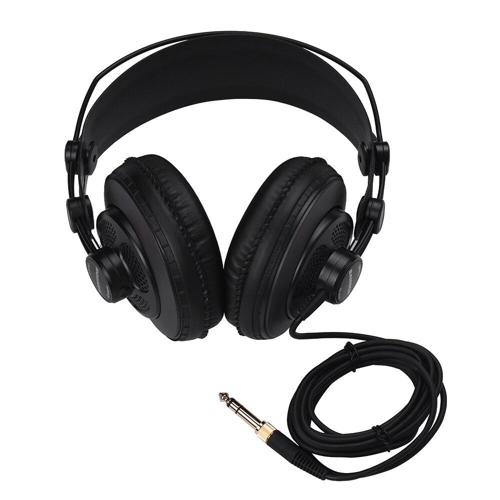 ouvido dinâmico fone de ouvido semi-aberto design