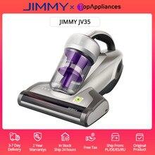 JIMMY JV35 – aspirateur à main Anti-acariens, stérilisation à rayons UV, élimine les bactéries et la poussière en profondeur, puissance nominale 700W