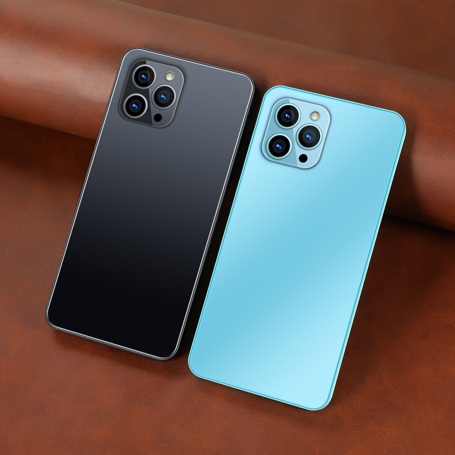 6.7inch i12 Pro Max 12 GB 512 GB 24MP+48MP 5g Cellphones Smartphones Android 10 5800mAh 10 Core Really Telephone MTK6889 Face ID 4
