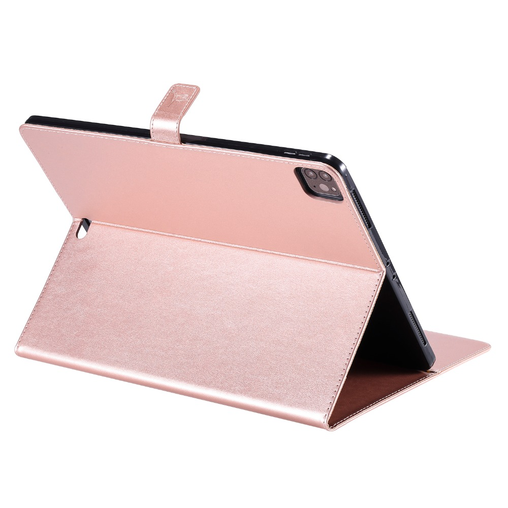 Protective Stand 2020 Folio Cover Gen Leather Cover iPad Case 12.9