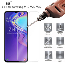 2 Pcs Tempered Glass For Samsung Galaxy M10 M20 M30 M40 Screen Protector 2.5D 9H M10s M30s Film