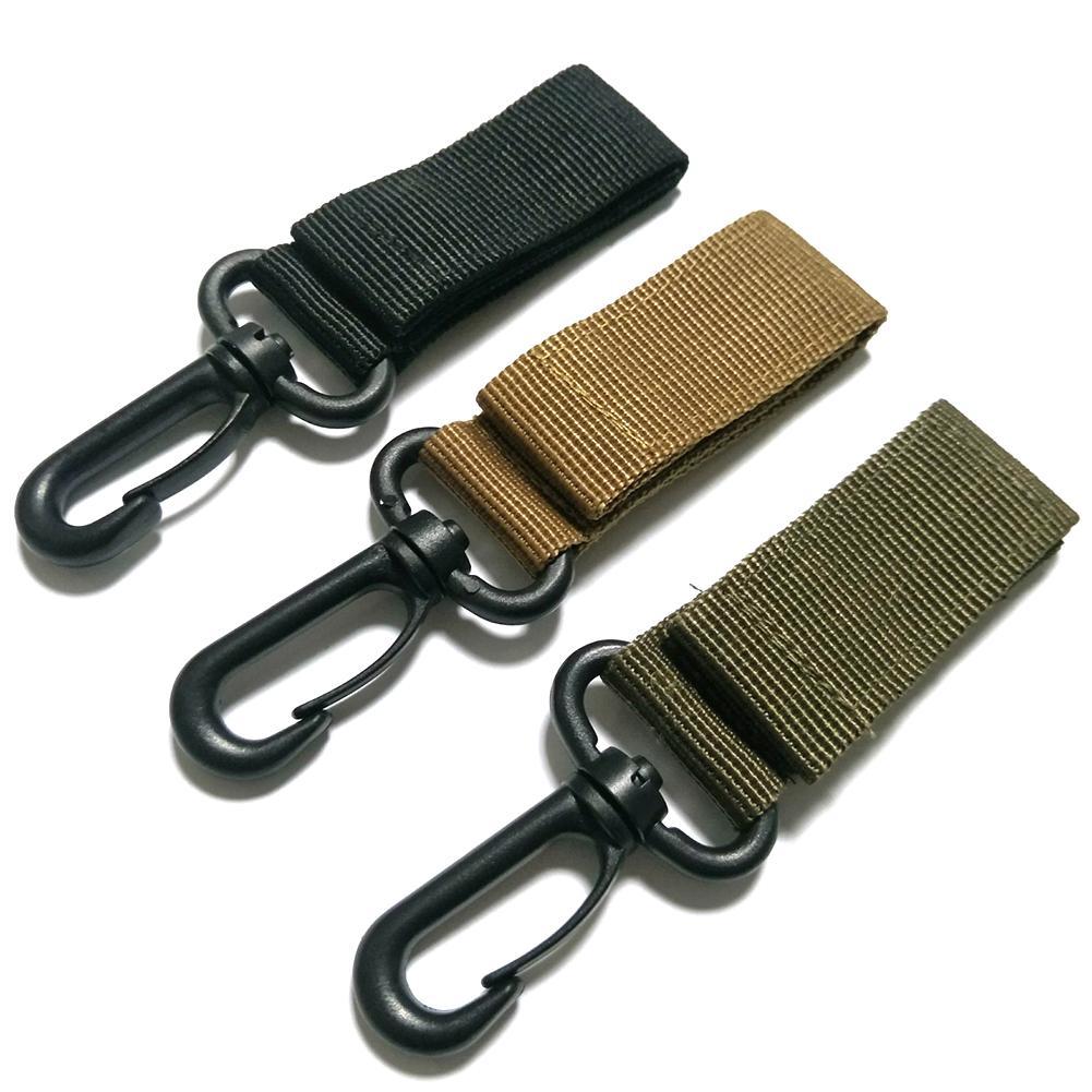 Аксессуары для альпинизма, Открытый Карабин, прочный нейлоновый тактический рюкзак, ключ, застежка, подвесная система, ремень подвесная пряжка|Поддержка талии|   | АлиЭкспресс