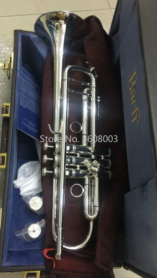 Труба новая Bach модель LT180S 77, Нью Йорк, высокое качество, Мятное состояние, бесплатная доставка Труба      АлиЭкспресс