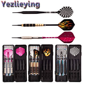 High Quality Professional Darts 161820 Gram Soft Tip Game Electronic Darts Needle Professional Fly Box Set Activities Darts