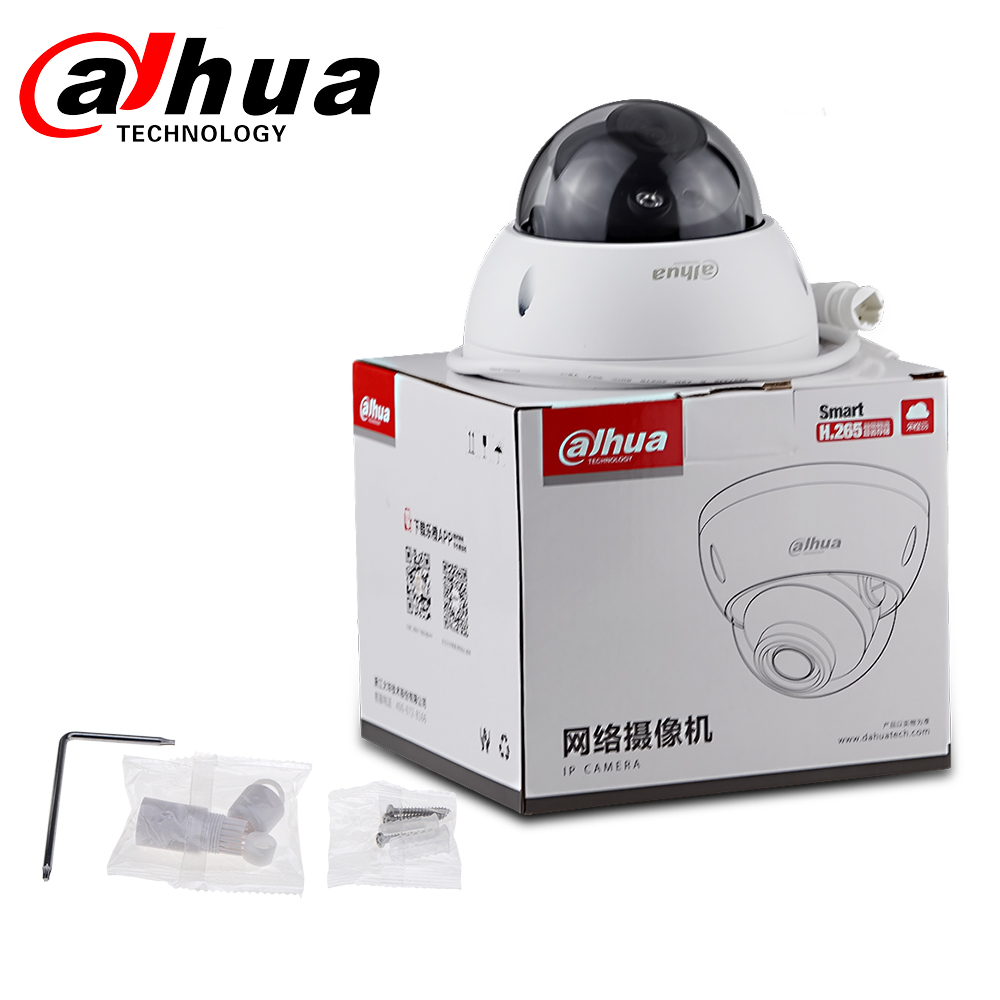 Image 5 - Dahua IPC HDBW4433R S 4MP IP Camera Replace IPC HDBW4431R S With POE SD Card Slot IK10 IP67 Dahua Starnight Smart Detect-in Surveillance Cameras from Security & Protection