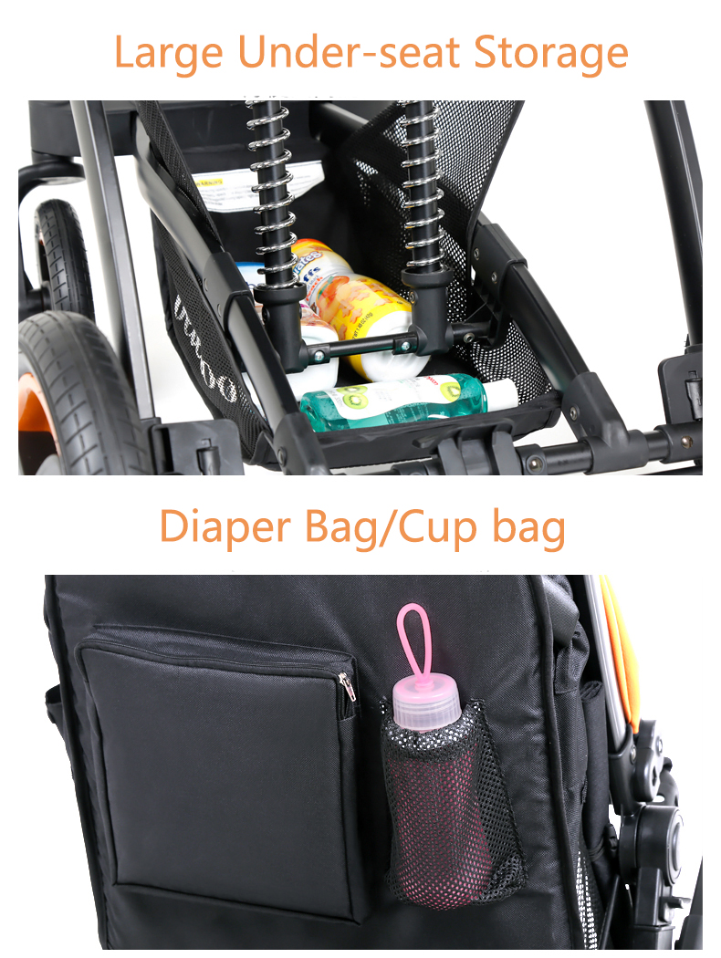 luxury baby stroller 3 in 1 (24)