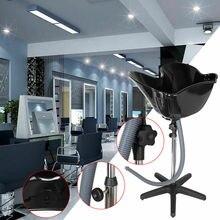 Basin Bowl Sink-Hair Hair-Treatment Black Portable Salon Spa Height Honhill Plastical