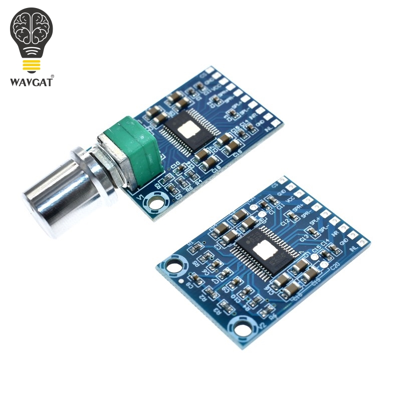 DC 12V-24V 2x50W Dual Channel Mini Digital Amplifier D Class 50W+50W TPA3116D2 XH-M562 Amplifier 50W Power Amplifier Board