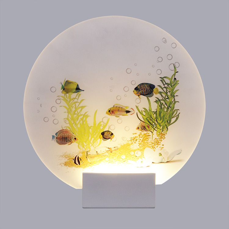 Modern Creative Classic Picture Wall Lamp
