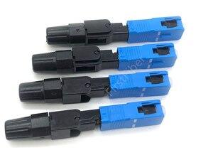 Image 3 - SC UPC Đầu Nối Nhanh 10/100/200 Viên Nhúng Adapter Cáp Quang FTTH Dụng Cụ Lạnh