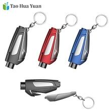Rescue-Tool Keychain Seat-Belt-Cutter Escape Safety-Hammer Car-Window-Breaker Hamer Marteau