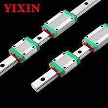 цена на MGN7 MGN12 MGN15 MGN9 L 100 200 350 500 600 800mm miniature linear rail slider mgn 12mm linear guide MGN carriage CNC 3D Printer
