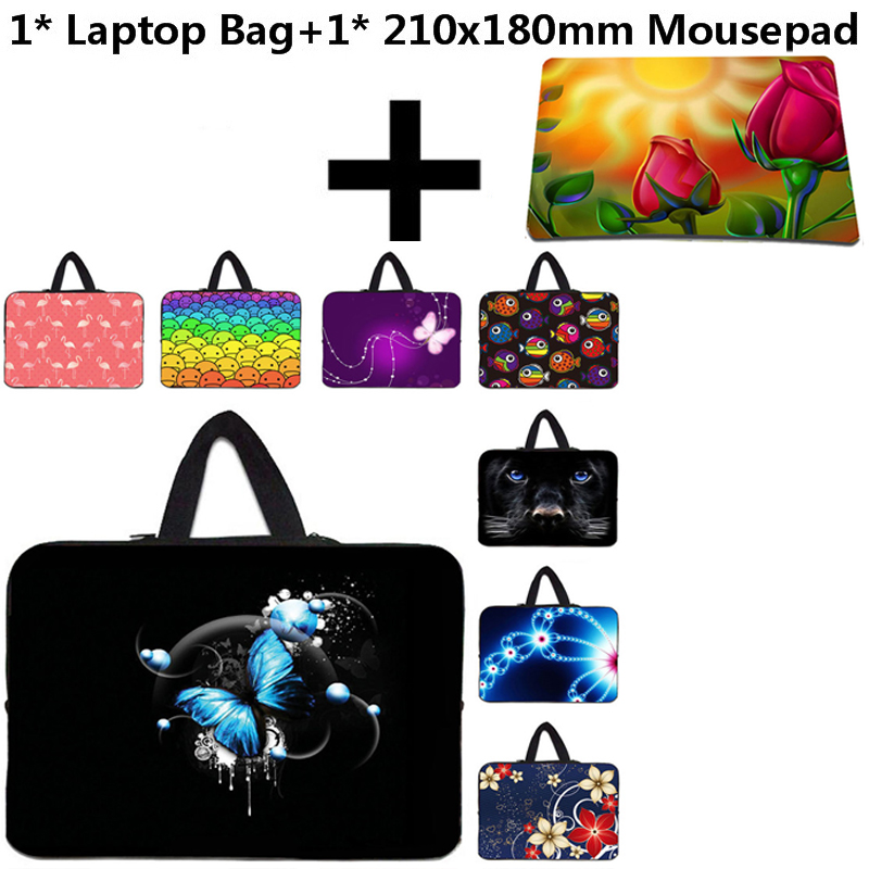 """17"""" 16.8 Computer Accessories For MSI Lenovo Ideapad 320-17 Sleeve Laptop Bag 14 15 13 10 12 11.6 10.2 Women Fashion Tablet Case"""