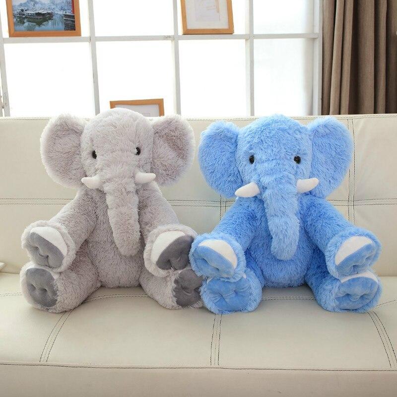 Stuffed Animals Plush Elephant Toys Vip Link Soft Elephant Doll Baby Back Support Cushion Stuffed Pillow for Infant Plush Doll