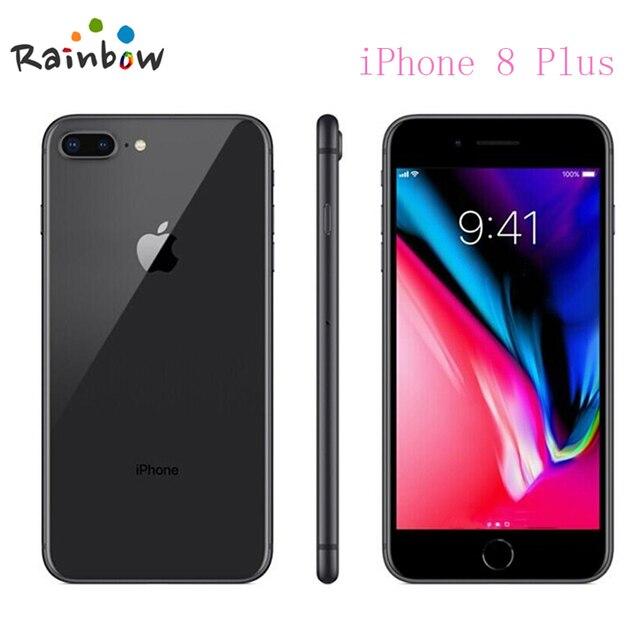 Original Apple iPhone 8 4.7 inch iPhone 8 Plus 5.5 Hexa Core 12MP & 7MP Camera 1821mAh iOS LTE Fingerprint Touch ID Mobile Phone 5