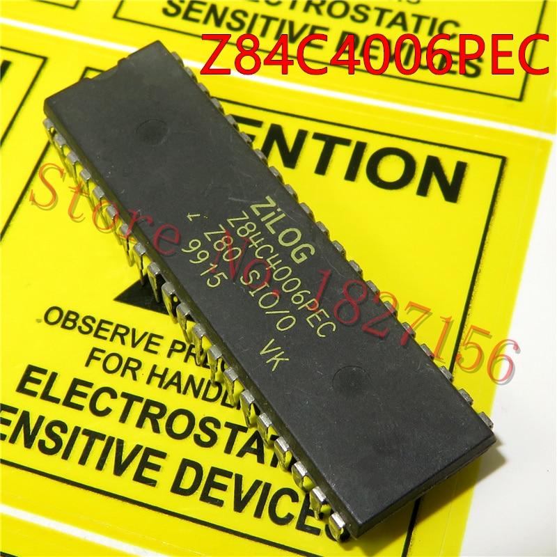 1pcs/lot  Z84C4006PEC Z84C4006PEC Z80 DIP-40 In Stock