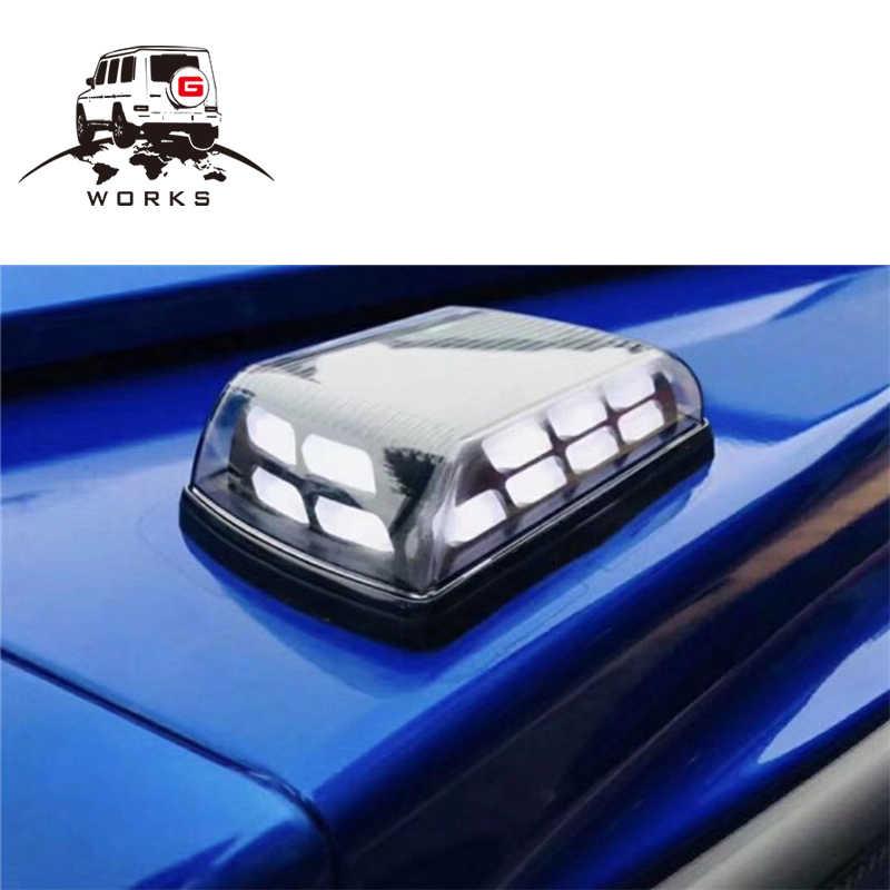 LED nouveau STYLE clignotant blanc et noir pour classe G w463 G500 G350 G63 G65 90-18y