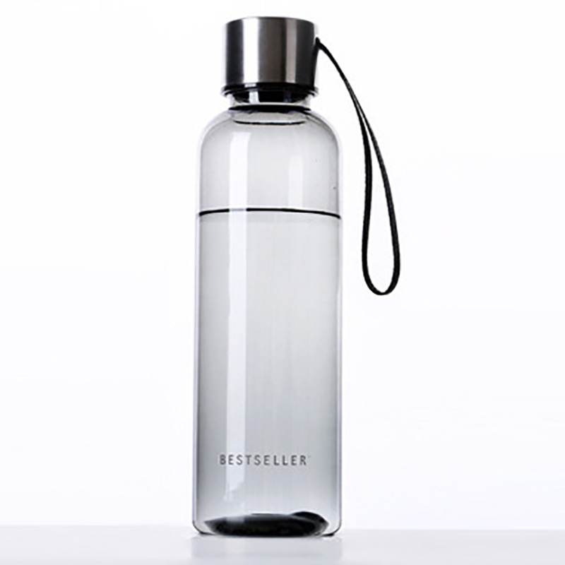 Hot Selling 550mL BPA Free Cycling Outdoor Water Bottle Unbreakable Leak proof Drink Cup Lanyard Hand Glass Soda Bottle Garrafa|Water Bottles|   - AliExpress