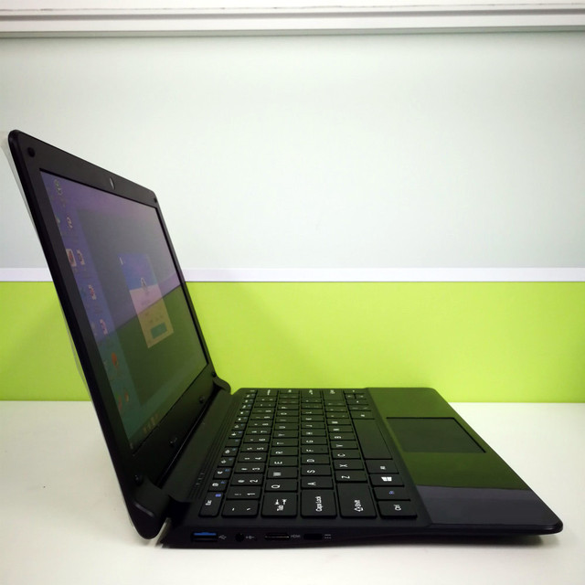 11.6 Inch Mini Laptop Quad Core 8G RAM 60G 128G 256G 512GB SSD Office Computer Small Notebook PC Ultra-Thin Student Netbook 3