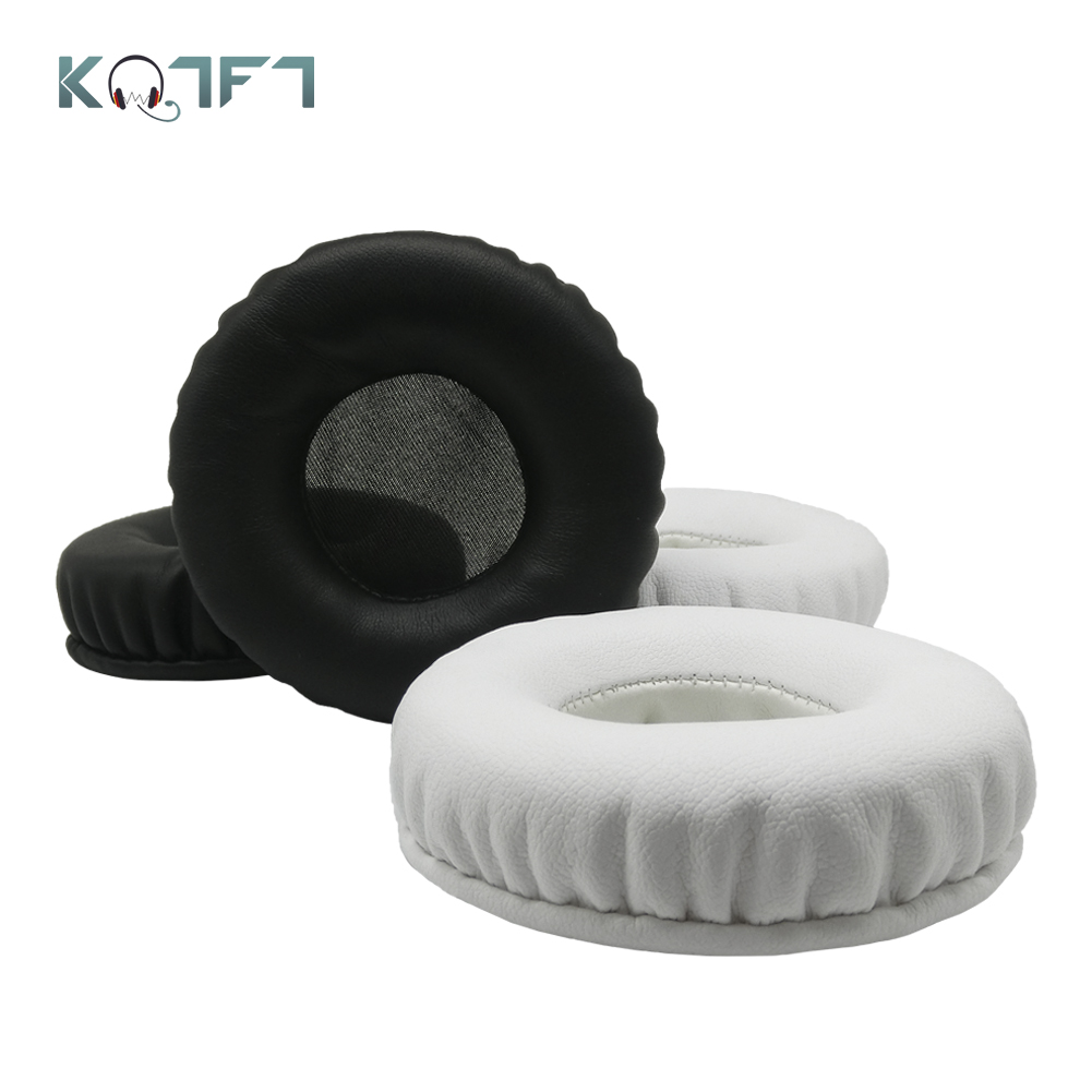 KQTFT 1 Pair of Replacement Ear Pads for Sony MDR XB450AP AB XB650 XB400 Headset EarPads Earmuff Cover Cushion Cups