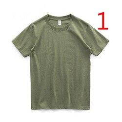 Хлопковая Однотонная футболка с короткими рукавами для мужчин и женщин, с круглым вырезом, свободная белая хлопковая футболка