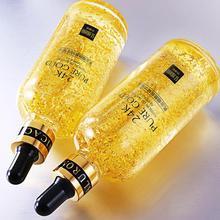 Moisturize Shrink Pore Facial Lift Firming 24K Gold Hyaluronic Acid Fae Serum Br