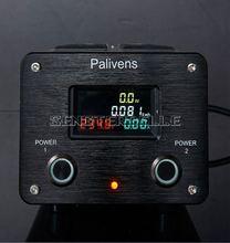 2019 Mẫu Mới 2 Đường Chuyển 3000W 15A AC Ổ Cắm Điện Cao Cấp Lọc Âm Thanh Bảo Vệ Lọc