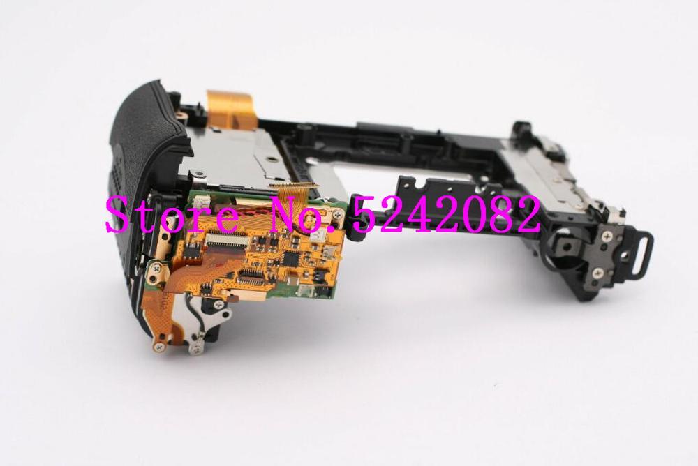 Новый для Canon для EOS 7D2 7D II 7D Mark II основная пластина W/устройство считывания SF карт памяти Крышка DC/DC Boardera запасные части