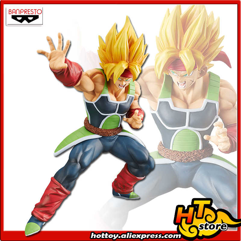 "100% Originele Banpresto Collection Figuur-De Beroemde Lage Klasse Warrior Bardock Van ""Dragon Ball Z"""