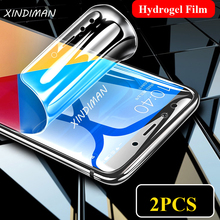25D Full Hydrogel film for iphoneX XS XR XSMAX Front+Back soft screen protector iphone6 6s 6plus 7 7plus 8 8plus Glass Film