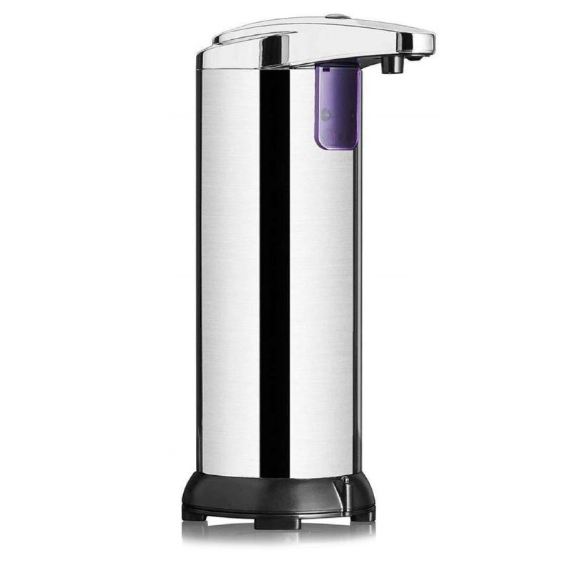 Electric Soap Dispenser Newest Infrared Automatic Soap Dispenser Stainless Steel 19QB