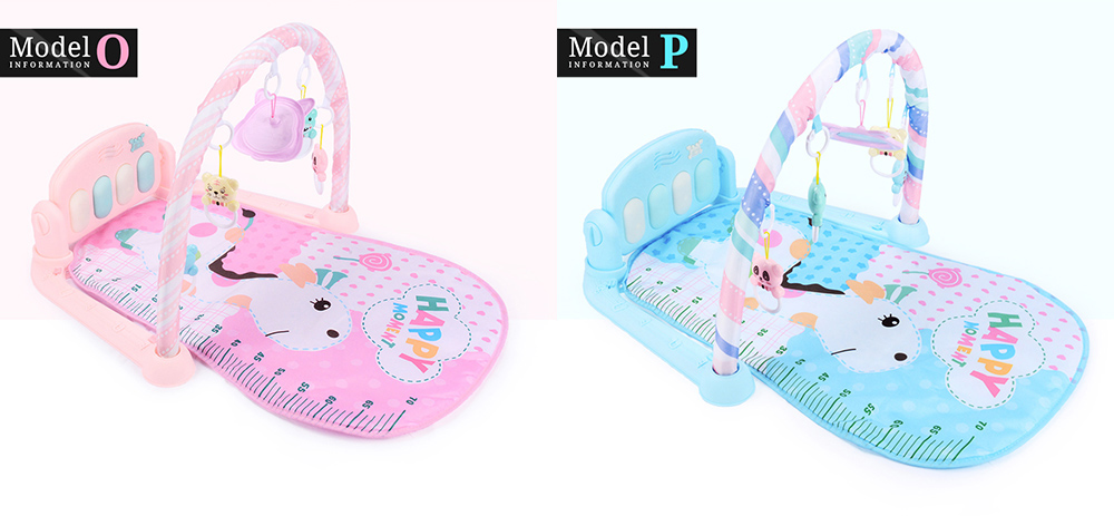 H91f9565234a84ae79ad7c33cb3873f91P 16 Styles Baby Music Rack Play Mat Kid Rug Puzzle Carpet Piano Keyboard Infant Playmat Early Education Gym Crawling Game Pad Toy