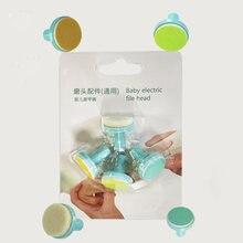 Бесплатная доставка Электрический детский триммер для ногтей