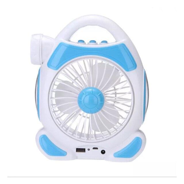 Usb зарядка мини вентилятор с фонарь портативный вентилятор аварийный фонарь power bank