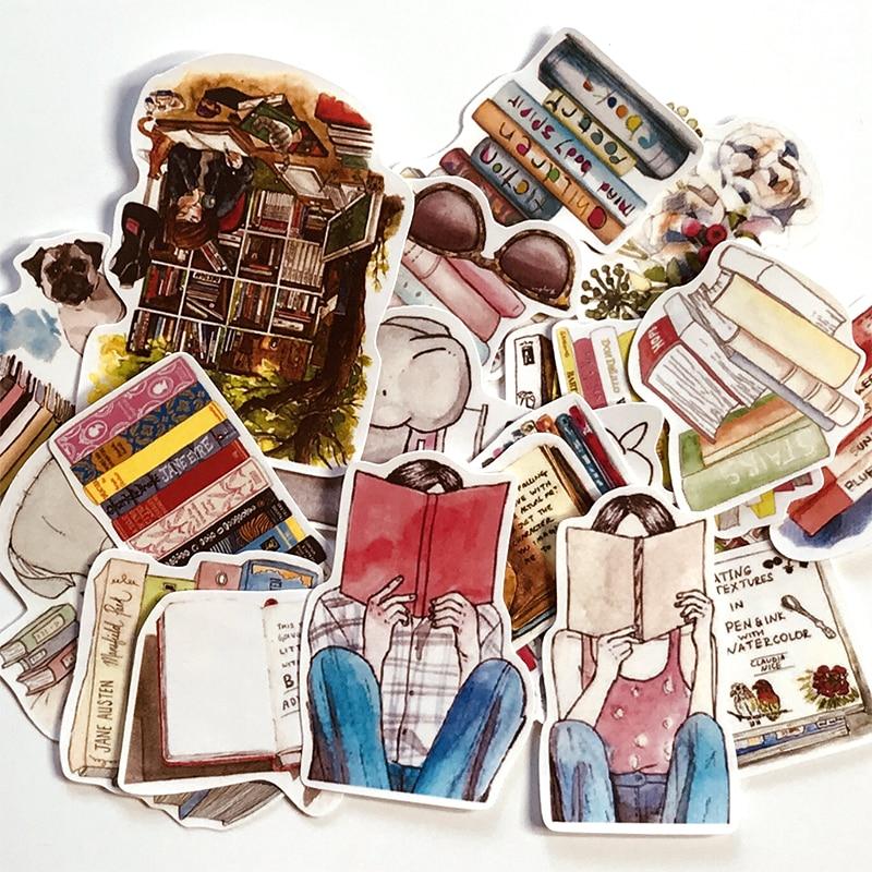 19 шт. набор для девочек, наклейки для книг, наклейки для рукоделия и скрапбукинга, Студенческая этикетка, декоративные наклейки, детские игр...