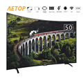 Free shipping-new product 50 inch smart tv led 4k hd television tv curved screen with DVB-S2/T2