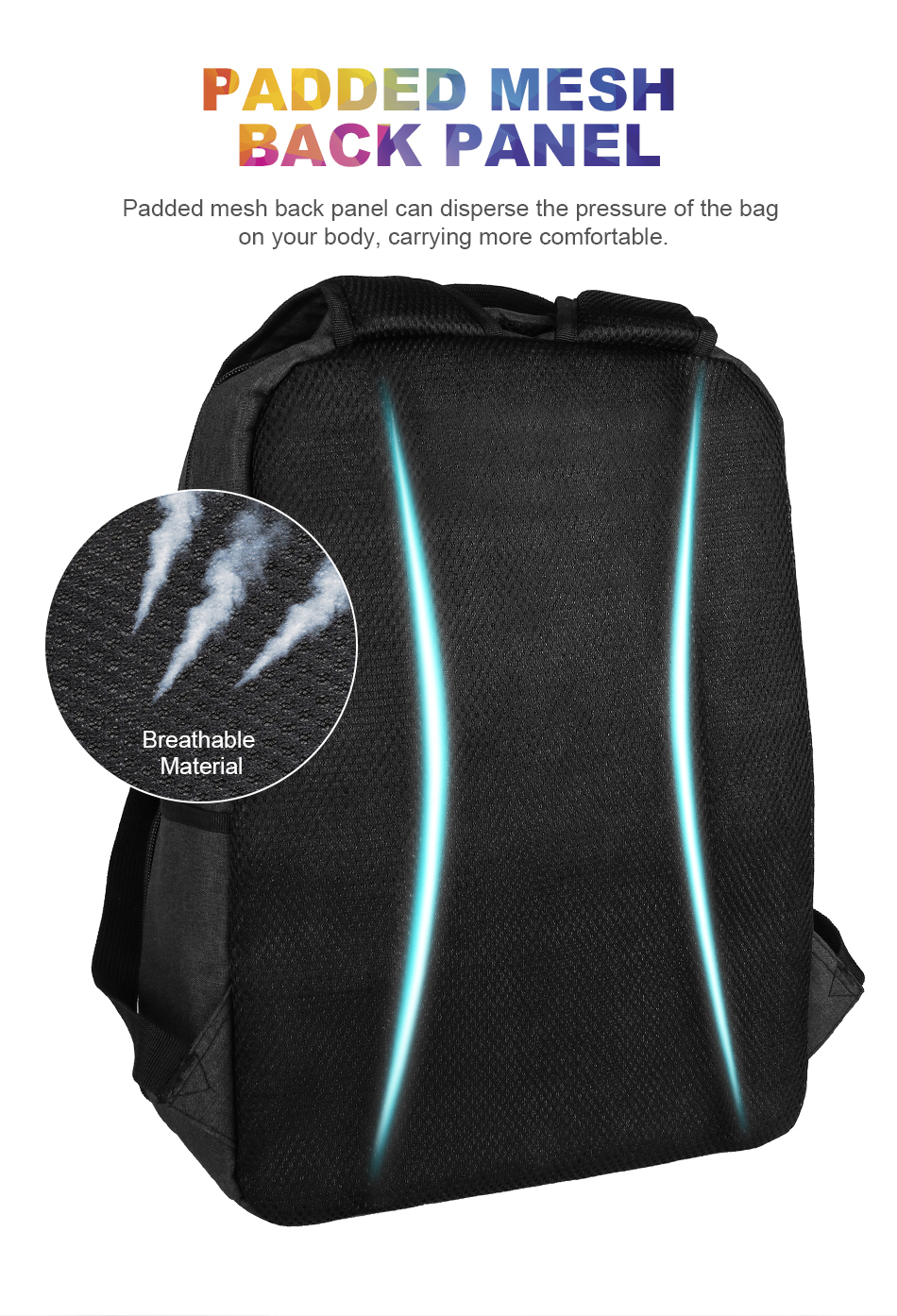Moyu backpack for cube 9