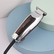 Retro Oil Head Electric Bald Hair Cutting Machine Rechargeable Clippers Hairstyle Carving Shaving Nose Trimmer Men Barber Salon