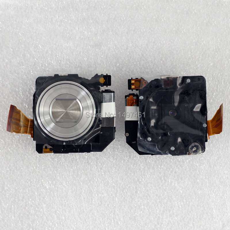 Silver Optical Zoom Lens Without CCD Repair Part For Sony DSC-WX1 WX1 WX5 WX5C W380 W390 Digital Camera