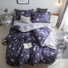 Домашний текстиль Комплект постельного белья из 4 предметов