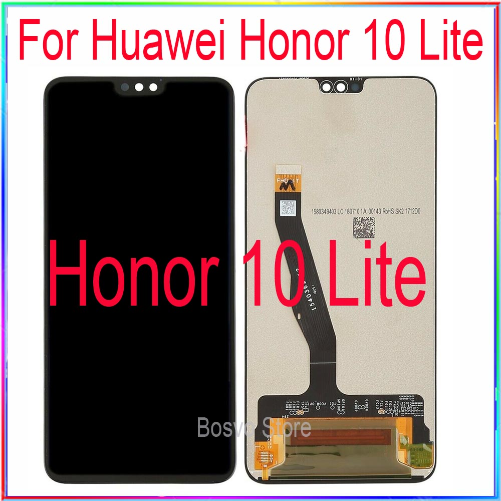 For Huawei Honor 10 Lite LCD Screen Display With Touch Assembly HRY-LX1 HRY-LX2 HRY-L21
