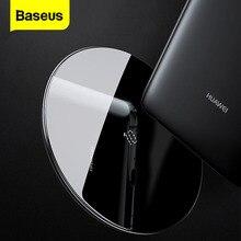 Baseus צ י אלחוטי מטען עבור Huawei Mate 20 פרו 10W מהיר Wirless טעינה אלחוטי Pad עבור iPhone 11 פרו מקסימום X Xs סמסונג S9