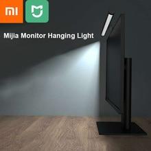 Mais novo original xiaomi mijia monitor pendurado lâmpada proteção dos olhos luz de leitura dobrável desk lamp display pendurado luz