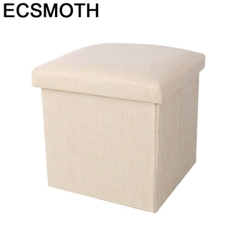 Asiento Store Sgabello Living Room Puf Taburete Pouffe Fauteuil Gonflable Change Shoes Poef Kids Furniture Pouf Foot Stool