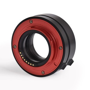 Image 2 - Auto Focus Macro Extension Tube Adapter Ring Set 10mm+16mm for Samsung NX Mount Camera Photography Accessory