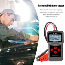Micro 200 Pro 12V Car Battery Tester Digital CCA BCI CA MCA IEC Battery Analyzer Portable Diagnostic Universal Tool