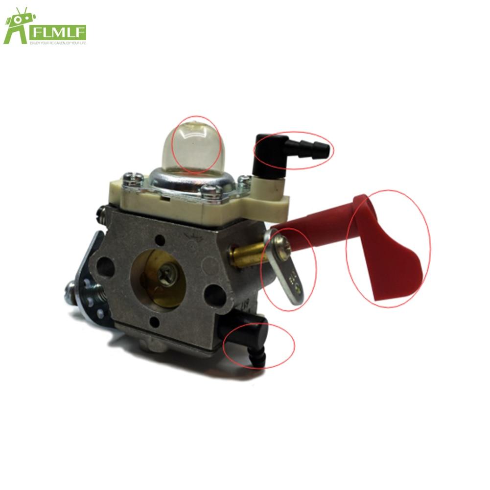 RC CAR Carburetor Parts for 23CC -45CC Zenoah CY Fit for 1/5 HPI ROFUN ROVAN KM BAJA FG LOSI 5IVE T Engines PARTS