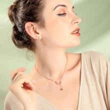 Neckalce Jewelry-Accessory Gift Romantic Handmade Moon-Star Wholesale Women for Statement