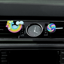 Car Air Freshener Cute Air Outlet Ornament for Lady/girl Auto Perfume Car